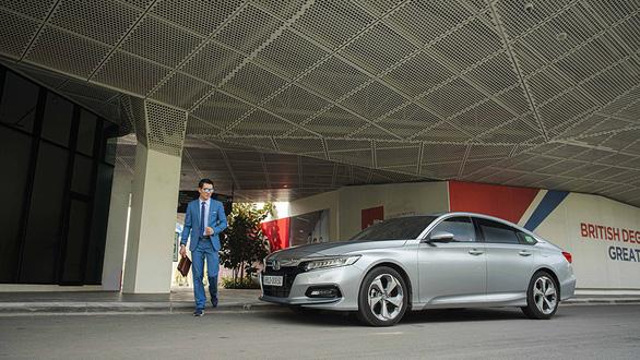 Honda Accord 2020 - Xóa bỏ quan niệm xe dành cho người trung tuổi - Ảnh 2.
