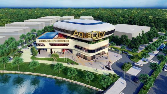 Đô thị sinh thái Aqua City khởi công khu thể thao đa năng hơn 2.2 ha - Ảnh 3.