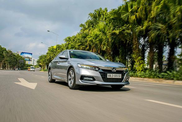 Honda Accord 2020 - Xóa bỏ quan niệm xe dành cho người trung tuổi - Ảnh 5.