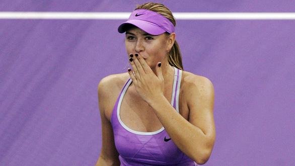 Bức thư chia tay đượm buồn nhưng đầy động lực của Sharapova - Ảnh 1.