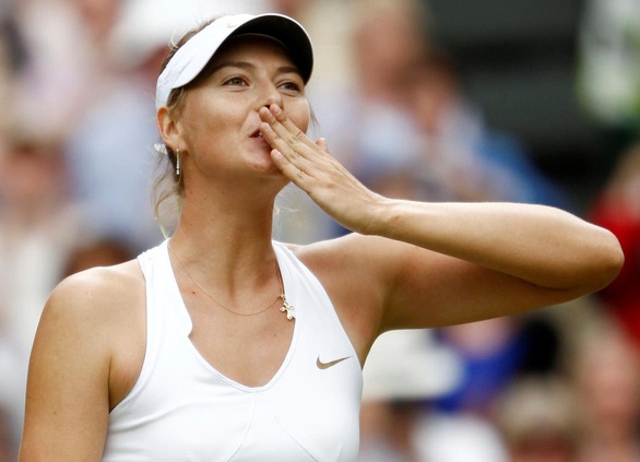 Maria Sharapova giải nghệ ở tuổi 32, viết tâm thư đầy cảm xúc - Ảnh 1.