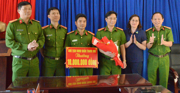 Xóa sổ nhóm tổ chức 29 vụ cướp giật nhắm vào phụ nữ tại Đà Nẵng - Ảnh 4.