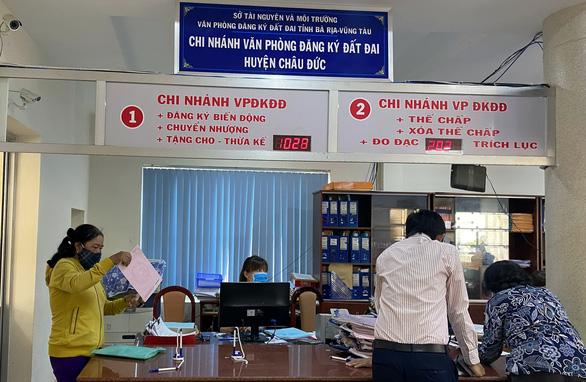 Chiêu gây sốt đất ở Bình Ba, Bà Rịa - Vũng Tàu - Ảnh 6.