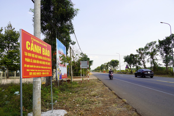 Chiêu gây sốt đất ở Bình Ba, Bà Rịa - Vũng Tàu - Ảnh 2.