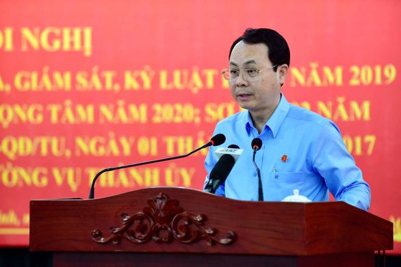 Bí thư Nguyễn Thiện Nhân: Không thể chính quyền làm sai mà quận huyện ủy không biết - Ảnh 3.