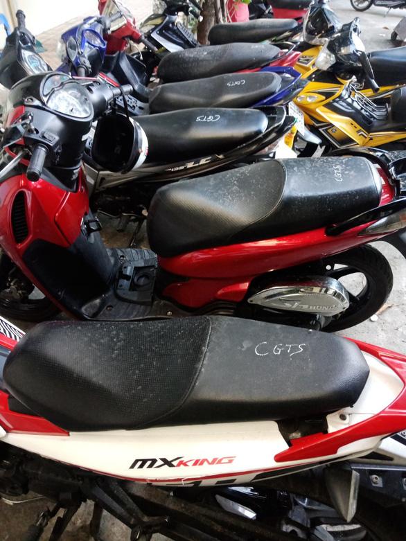 Xóa sổ nhóm tổ chức 29 vụ cướp giật nhắm vào phụ nữ tại Đà Nẵng - Ảnh 2.