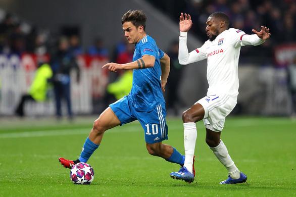 Ronaldo mất hút trên sân, Juventus phơi áo trước Lyon - Ảnh 3.