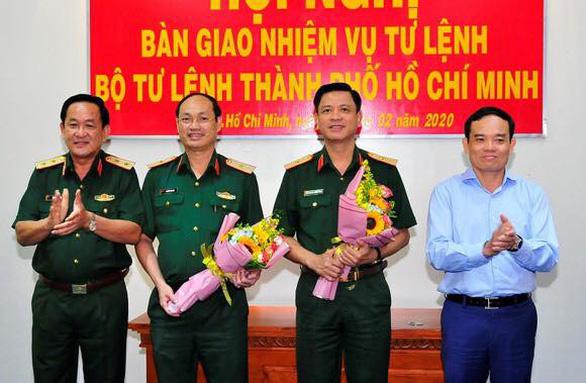 Phó tư lệnh Quân khu 7 giữ chức tư lệnh Bộ Tư lệnh TP.HCM - Ảnh 2.