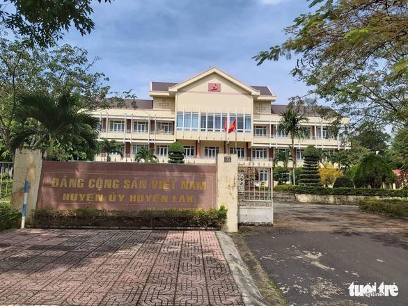 9 ứng viên tham gia thí điểm tuyển chọn bí thư Huyện ủy ở Đắk Lắk - Ảnh 1.