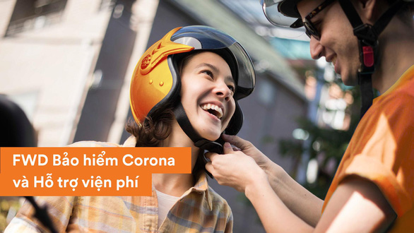 FWD ra mắt sản phẩm FWD Bảo hiểm corona và hỗ trợ viện phí - Ảnh 2.