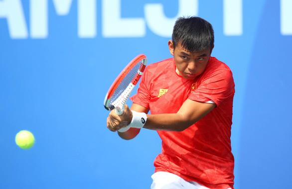 Đội tuyển quần vợt Việt Nam sang Morocco tranh vé dự Davis Cup nhóm II - Ảnh 1.