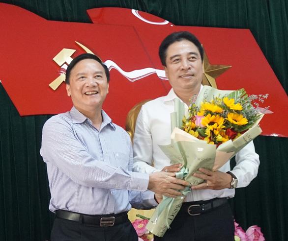 Khánh Hòa có tân phó bí thư thường trực Tỉnh ủy - Ảnh 1.