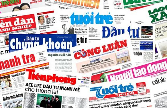 Hoàn thành quy hoạch báo chí 19 tổ chức hội trung ương - Ảnh 1.