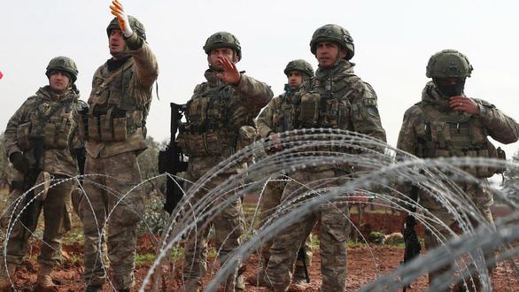 Nguy cơ đụng độ Nga - Thổ ở Syria - Ảnh 1.