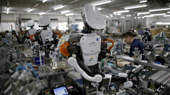 Robot đang phá vỡ mô hình tăng trưởng châu Á - Ảnh 3.