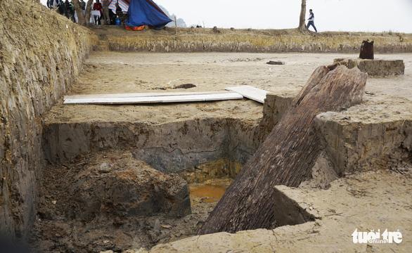 Dừng cấp dự án để bảo tồn di tích liên quan chiến thắng Bạch Đằng - Ảnh 3.
