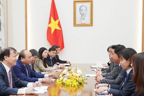 Thủ tướng muốn Aeon đưa nhiều hàng Việt vào hệ thống trung tâm thương mại - Ảnh 1.