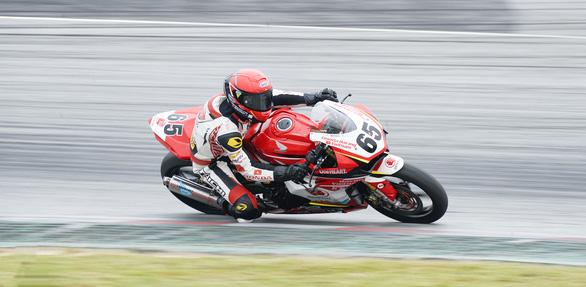 Honda Việt Nam thắp lửa đam mê tốc độ cho đua xe thể thao - Ảnh 1.