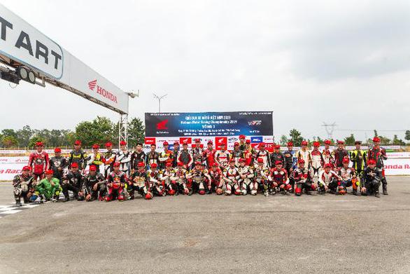 Honda Việt Nam thắp lửa đam mê tốc độ cho đua xe thể thao - Ảnh 2.