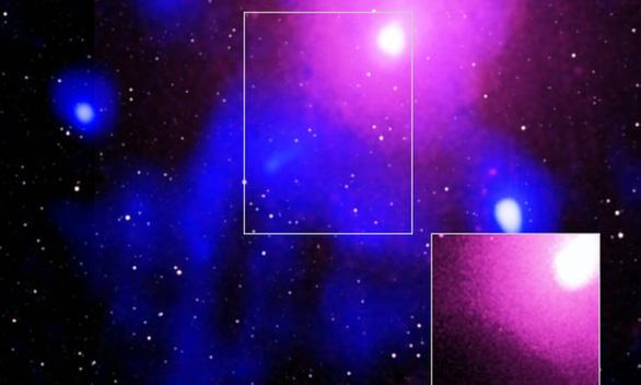 Phát hiện vụ nổ lớn chưa từng thấy trong vũ trụ - Ảnh 1.