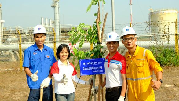PV GAS phát động phong trào thi đua xanh - sạch - đẹp - Ảnh 1.