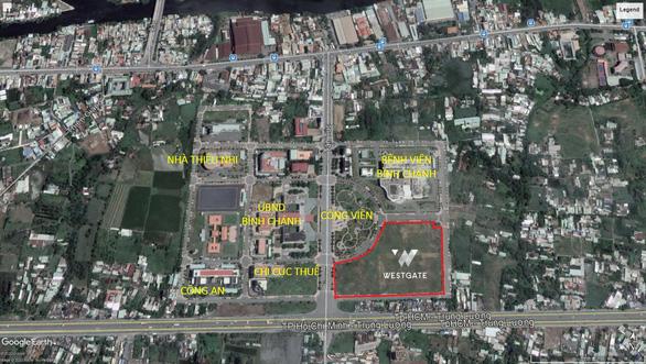 An Gia phát triển căn hộ từ 1,8 tỉ ngay trung tâm hành chính Tây Sài Gòn - Ảnh 1.