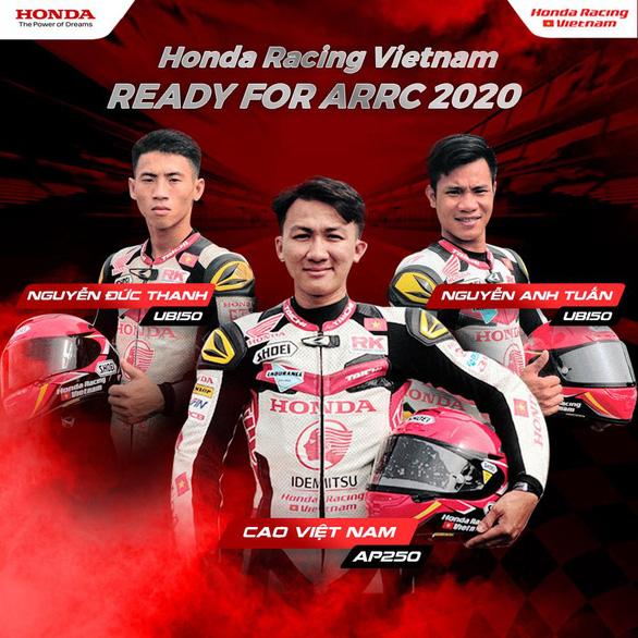 Honda Việt Nam thắp lửa đam mê tốc độ cho đua xe thể thao - Ảnh 3.