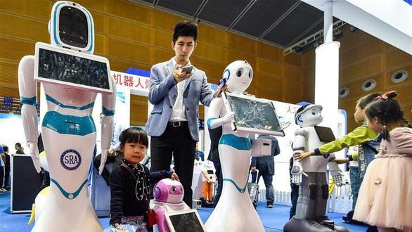 Robot đang phá vỡ mô hình tăng trưởng châu Á - Ảnh 4.