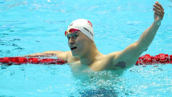 Kình ngư Trung Quốc Sun Yang bị cấm thi đấu 8 năm - Ảnh 1.