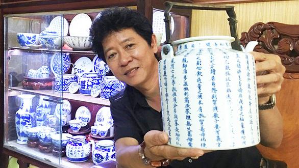 Nghe gốm kể chuyện tâm hồn Việt - Ảnh 2.