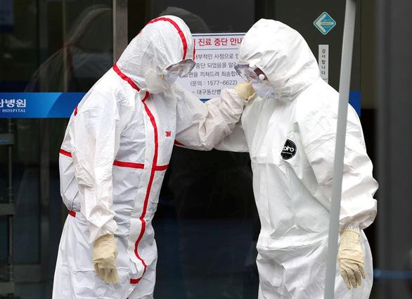 Hàn Quốc xác nhận một người Việt nhiễm COVID-19 ở Daegu - Ảnh 1.