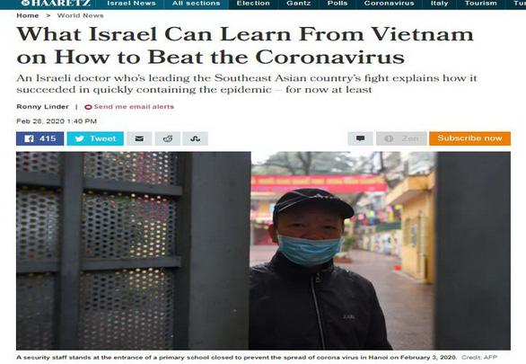 Bộ Y tế: Việt Nam không tham vấn bác sĩ Rafi Kot phòng chống dịch COVID-19 - Ảnh 1.