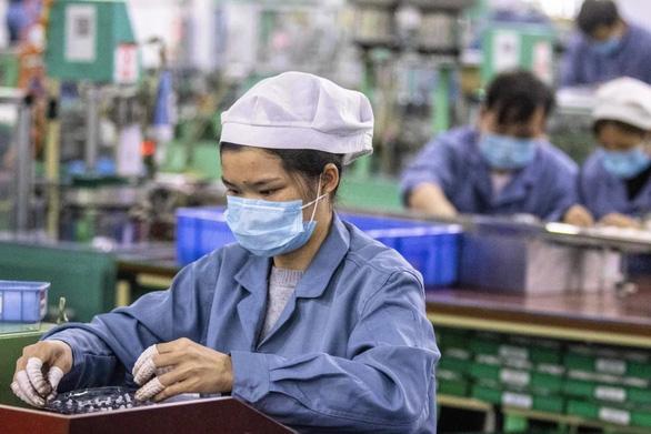 Sức khỏe kinh tế, sản xuất của Trung Quốc thấp nhất mọi thời - Ảnh 1.