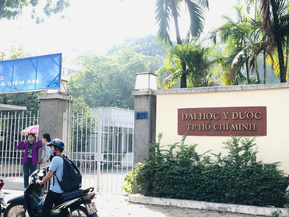 Nhiều trường y dược thông báo đi học rồi bất ngờ... nghỉ học - Ảnh 1.