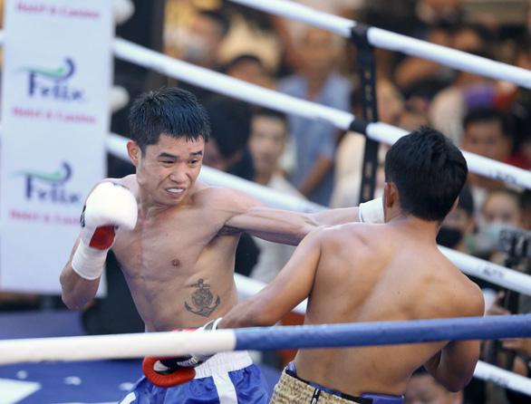 Thu Nhi - nữ võ sĩ quyền anh Việt Nam đầu tiên giành đai WBO châu Á-Thái Bình Dương - Ảnh 4.