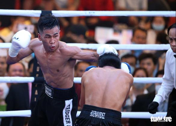 Đêm toàn thắng của quyền Anh Việt Nam tranh đai WBO châu Á - Thái Bình Dương - Ảnh 5.