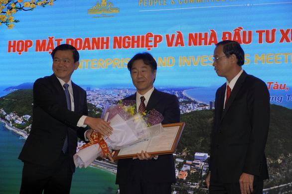 100 triệu USD và 1.500 tỉ đồng xông đất Bà Rịa - Vũng Tàu - Ảnh 2.
