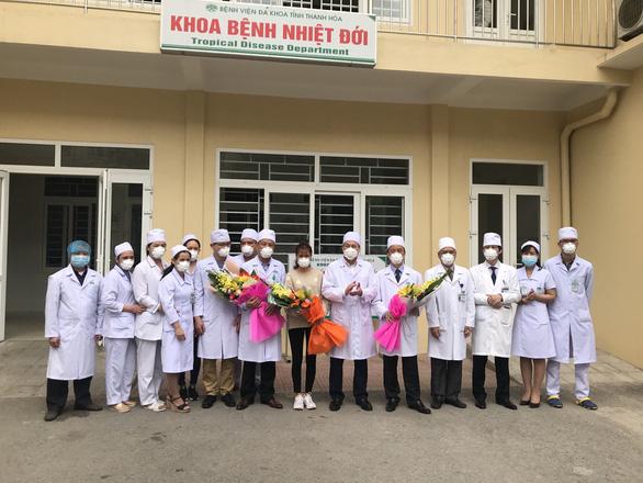 Bệnh viện tuyến tỉnh đầu tiên điều trị thành công bệnh nhân nhiễm corona - Ảnh 1.