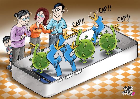 Tung tin giả mạo, sai sự thật trên mạng xã hội bị phạt 10 đến 20 triệu đồng - Ảnh 1.