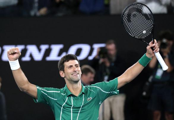 Vô địch Giải Úc mở rộng, Djokovic soán ngôi Nadal để trở lại ngôi số 1 thế giới - Ảnh 1.