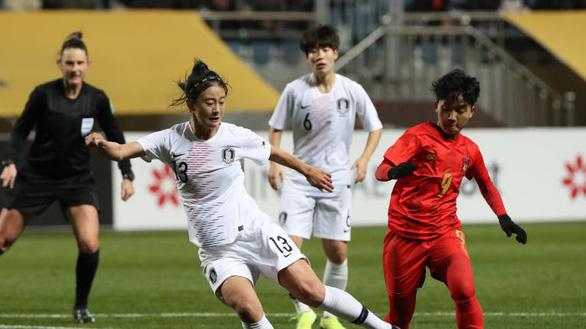 Hàn Quốc vùi dập Myanmar 7-0, tuyển nữ Việt Nam sáng cửa đi tiếp - Ảnh 2.