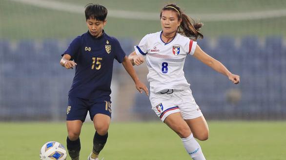 Thua Đài Loan, tuyển nữ Thái Lan hẹp cửa dự Olympic 2020 - Ảnh 2.