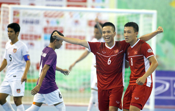 AFC hoãn VCK Giải futsal châu Á 2020 vì dịch virus corona - Ảnh 1.