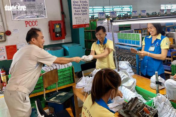Đồng Nai: Hầu hết lao động đi làm trở lại, gồm 1.000 lao động Trung Quốc - Ảnh 1.