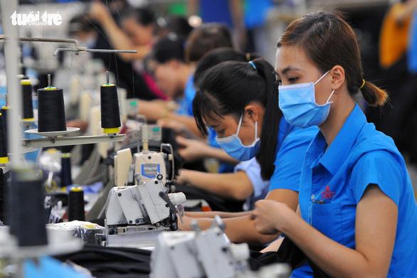Đồng Nai: Hầu hết lao động đi làm trở lại, gồm 1.000 lao động Trung Quốc - Ảnh 2.