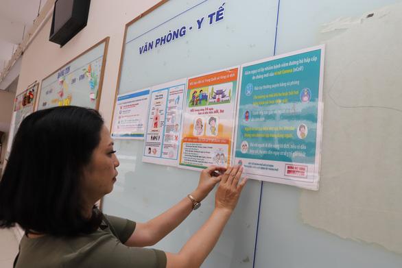 Sở GD-ĐT TP.HCM: Ngưng tất cả hoạt động ngoại khóa liên quan đến học sinh - Ảnh 2.