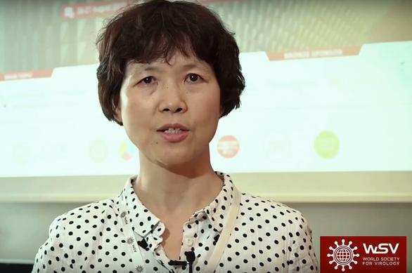 Nhà khoa học nổi tiếng Trung Quốc bác bỏ tạo virus corona trong phòng thí nghiệm - Ảnh 1.