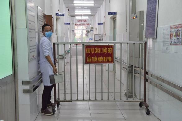 Bệnh viện dã chiến phòng dịch corona ở TP.HCM sẽ như thế nào? - Ảnh 1.