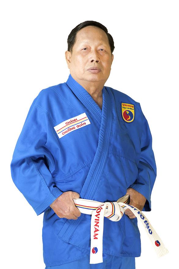 Võ sư góp phần phát triển võ Việt ra thế giới qua đời ở tuổi 72 - Ảnh 1.
