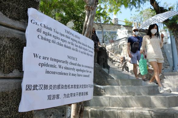 Du lịch Nha Trang trầm lắng, cửa hàng đóng im ỉm vì vắng khách Trung Quốc - Ảnh 4.